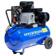 Hyundai 100L Belt Drive Pro Series Air Compressor HY30100